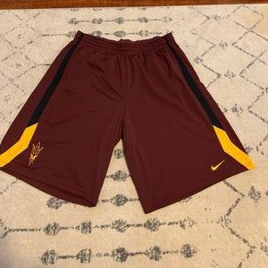 Arizona State Basketball Shorts